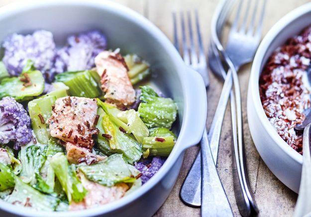 25 recettes healthy quand on n'a pas le temps de cuisiner