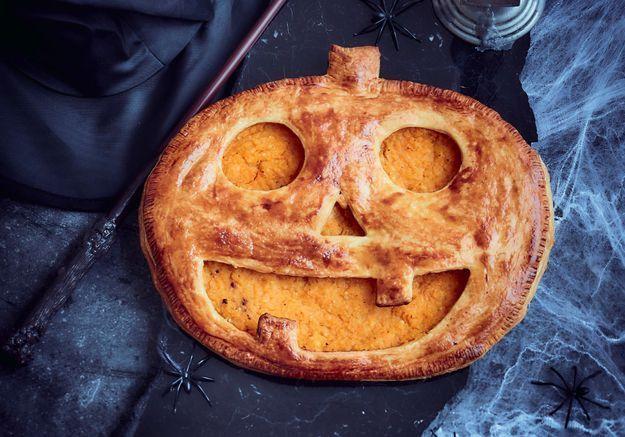 Menu en trois temps pour un repas d'Halloween mortellement réussi