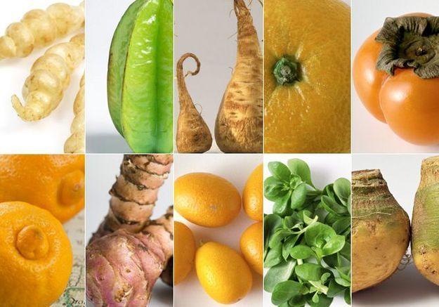 10 fruits et légumes d'hiver à redécouvrir