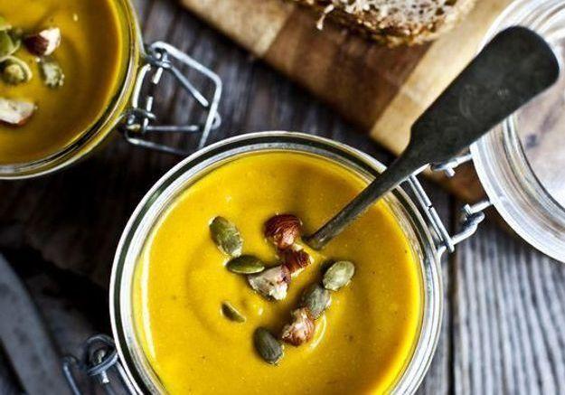 Les plus belles soupes en vidéo