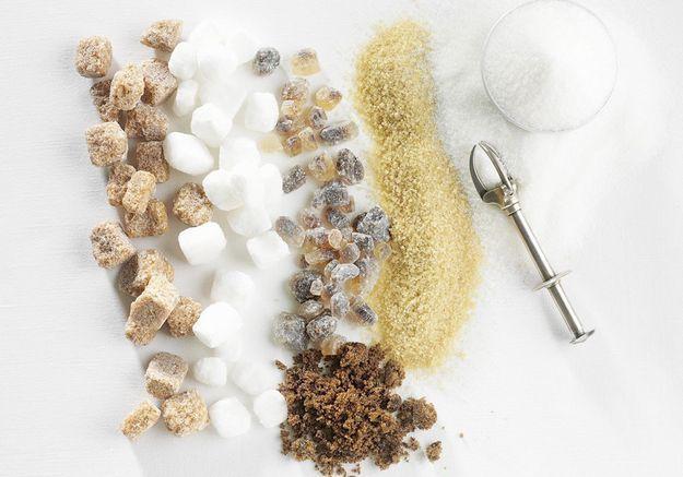 5 alternatives au sucre
