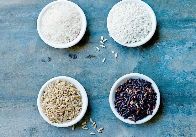 Bien cuire le riz selon sa variété