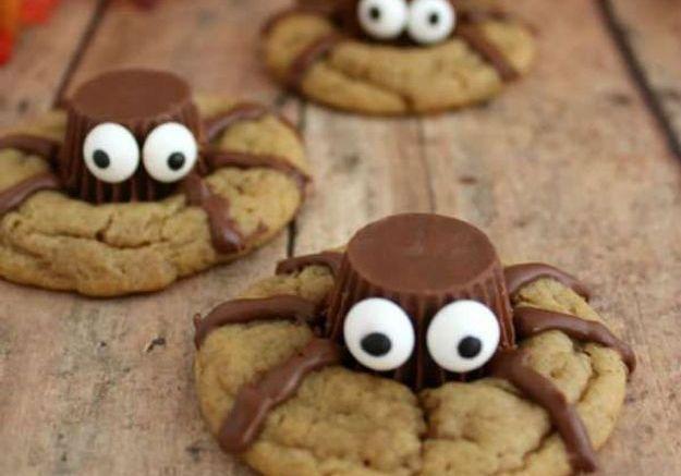 Spider chocolat