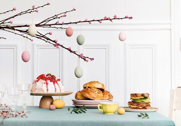 30 recettes pour un brunch de Pâques renversant