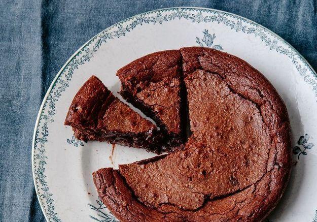 25 gâteaux au chocolat sans farine