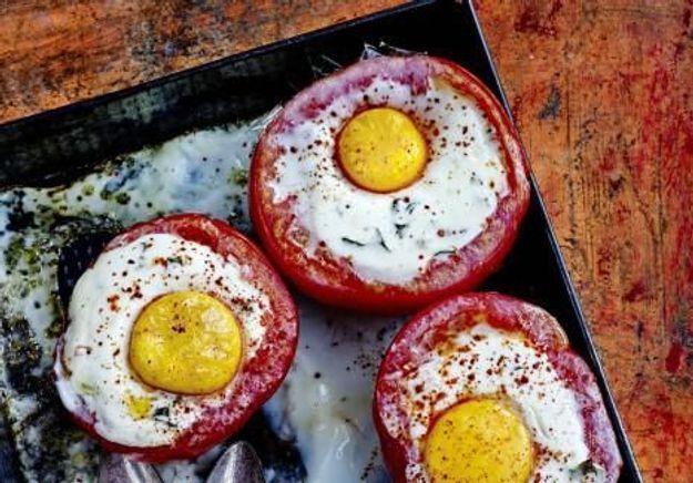 Comment réinventer les tomates farcies ?
