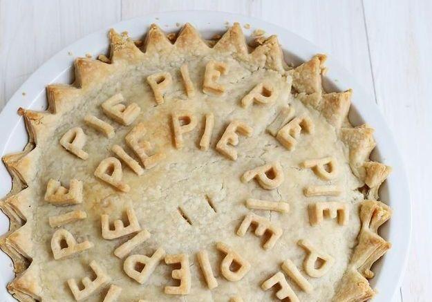 13 belles idées pour sublimer une tarte classique