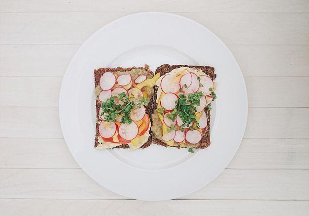Des sandwichs de chefs