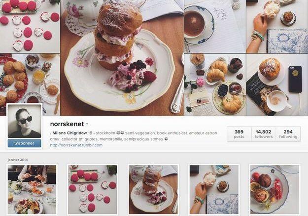 Food : 10 comptes Instagram à suivre