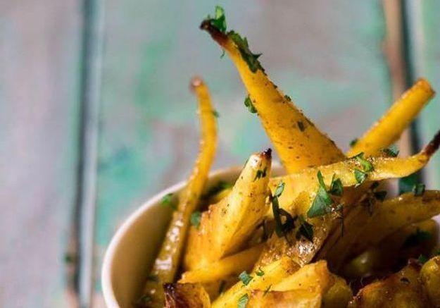 Des frites de légumes légères pour les beaux jours