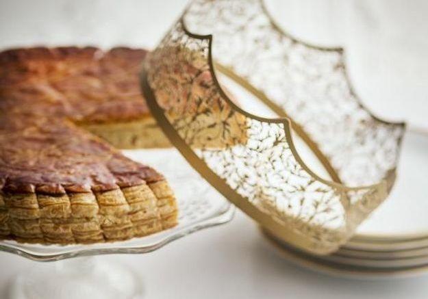 Les plus belles galettes des rois de pâtissiers