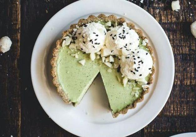 Les plus beaux gâteaux au thé matcha repérés sur Pinterest