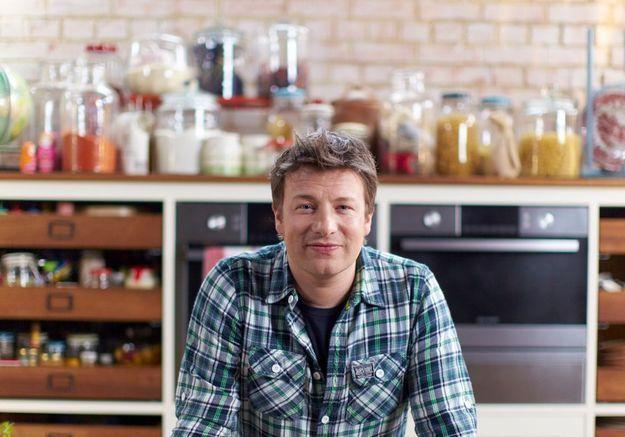 Jamie Oliver : 4 dîners en moins de 15 minutes