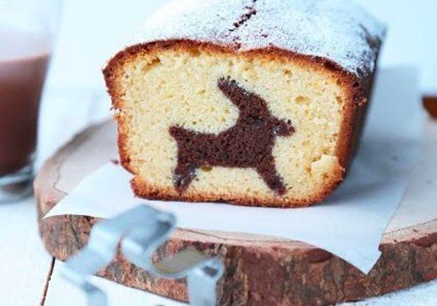 Cake surprise pour Noël