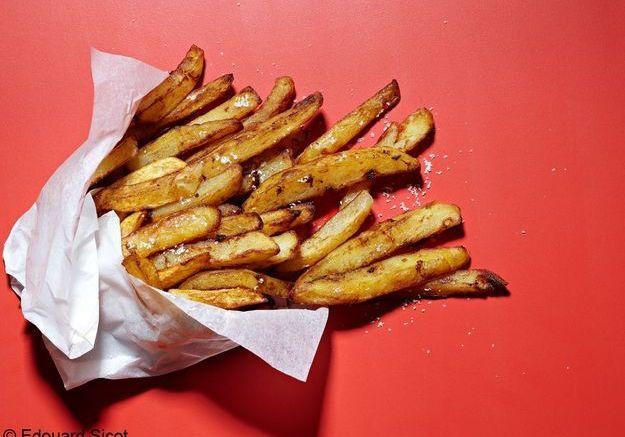 Les frites c'est chic !