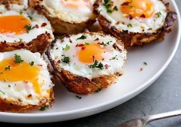 Bluffez avec des œufs cocotte originaux