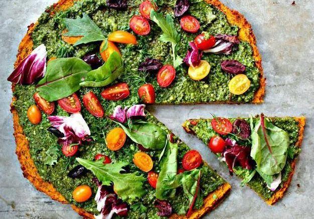 Idées de belles et bonnes pizzas sans gluten