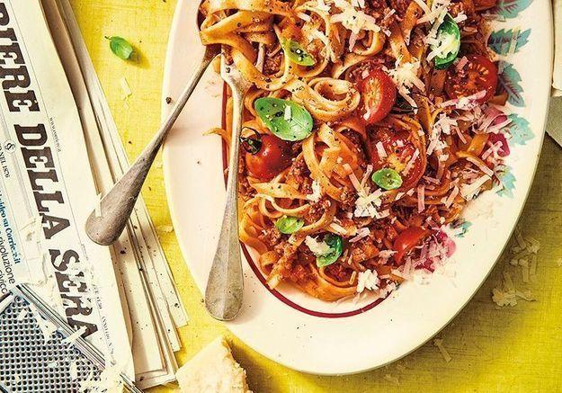 10 recettes de pâtes italiennes pour vivre la dolce vita