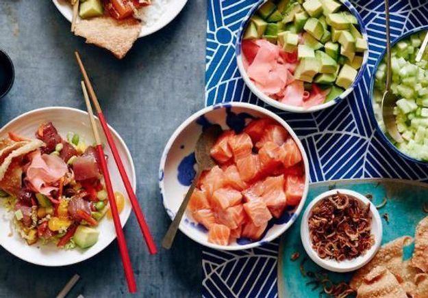 Pokebowl, le plat hawaïen de poisson qui a tout bon