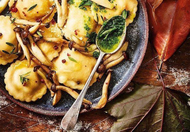 30 recettes de pâtes d'automne pour oublier la fin de l'été
