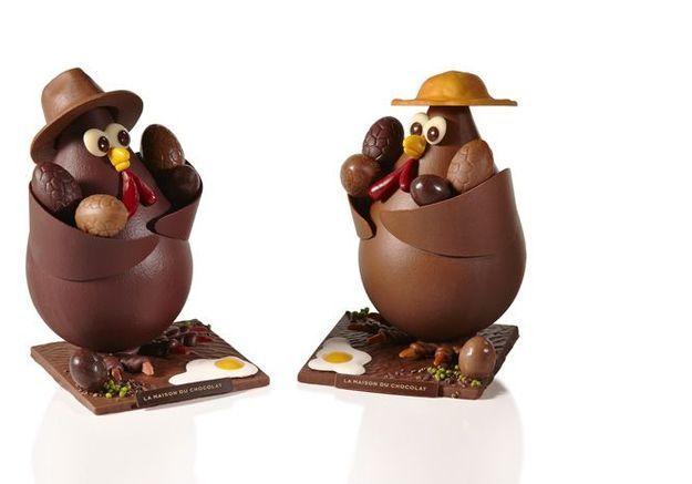 Shopping de Pâques : 50 nouveautés chocolat à croquer