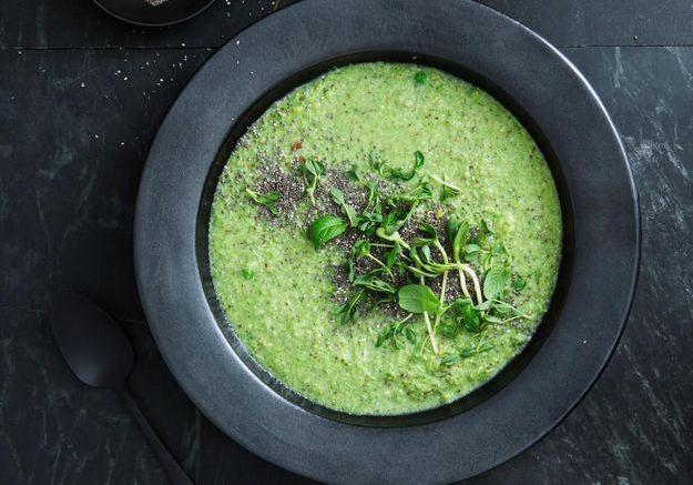 Recettes de soupes détox pour s'alléger