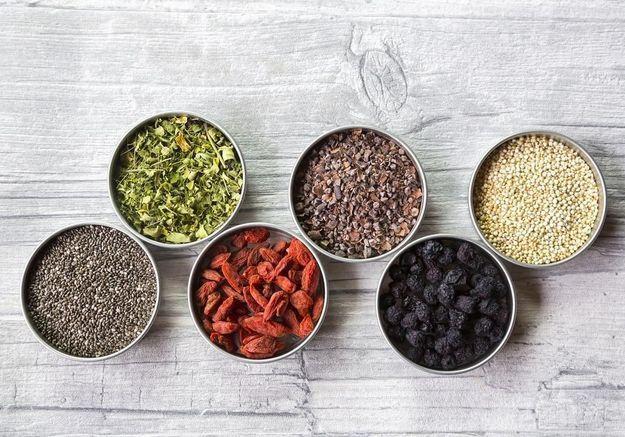 Connaissez-vous les super aliments ?