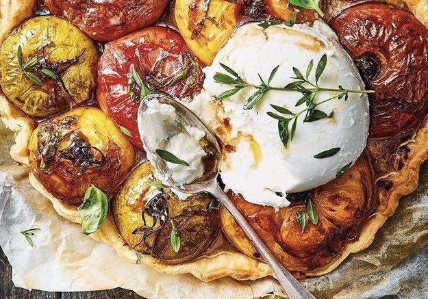 Nos meilleures recettes de tartes aux légumes d'été