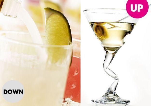 Cuisine recettes cocktail ete gin fizz