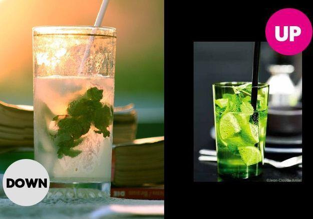 Cuisine recettes cocktail ete mojito