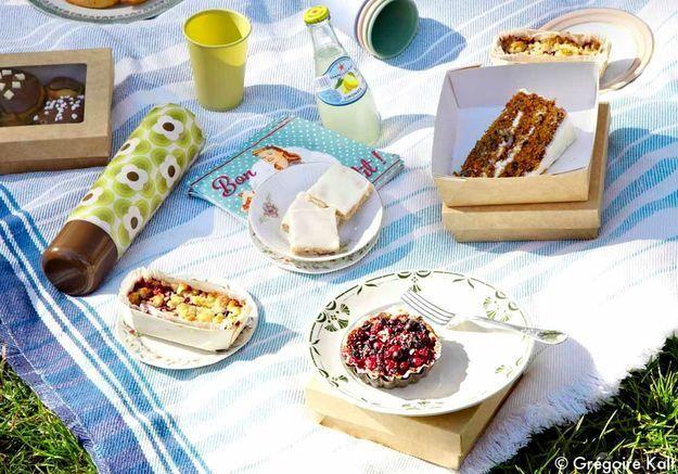 Vive les paniers picnic  !