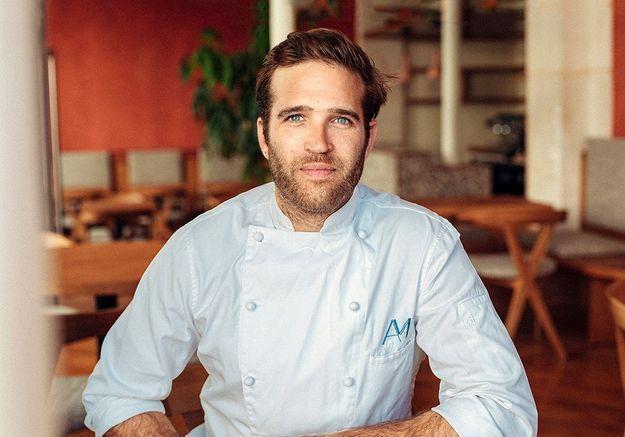 Alexandre Marchon : « Je cuisine par gourmandise »
