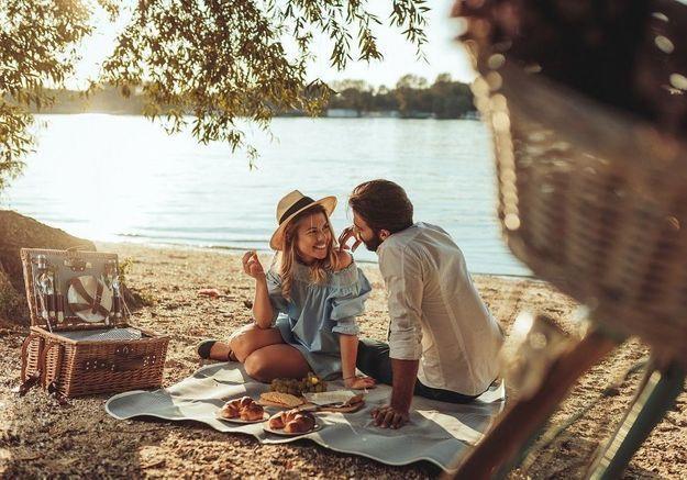Idées fraîches pour un pique-nique en amoureux