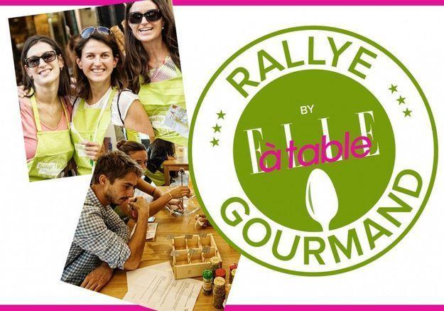 Inscrivez-vous au Rallye Gourmand by ELLE à table, le 23 septembre à Paris