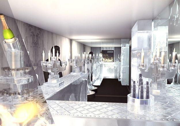 L'arctic room, passez des fêtes de glace à Marseille