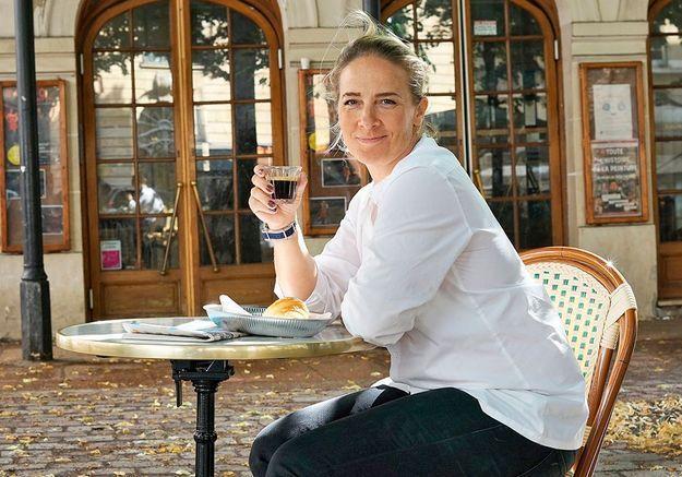 La eat list d'Amandine Chaignot, du Café de Luce