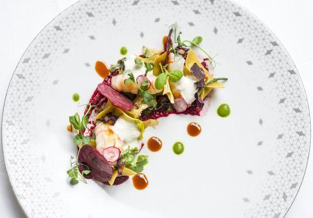 La nouvelle salade My Blend du Royal Monceau nous inspire l'Italie