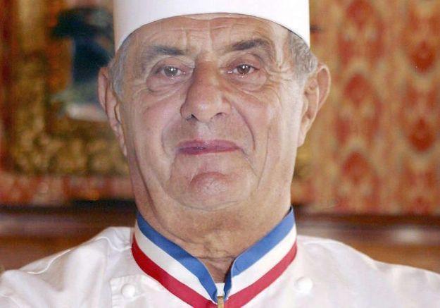 Le légendaire cuisinier Paul Bocuse nous a quittés