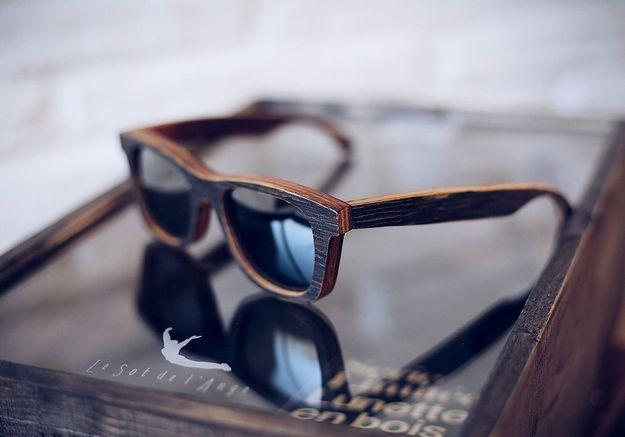 Oserez-vous les lunettes bio ?