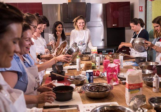 Revivez l'atelier « Topper Cake Mania » des inspirées ELLE X Electrolux