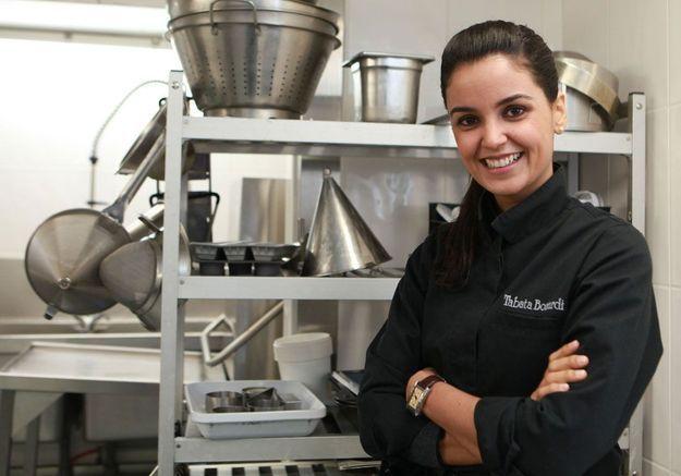 Tabata Bonardi de Top Chef, 1e femme à diriger un restaurant Bocuse