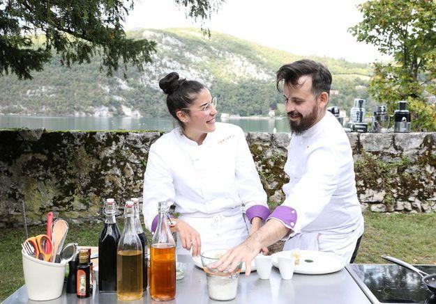 Top Chef 2020 : Pourquoi le duo Justine / Adrien nous met en joie ?