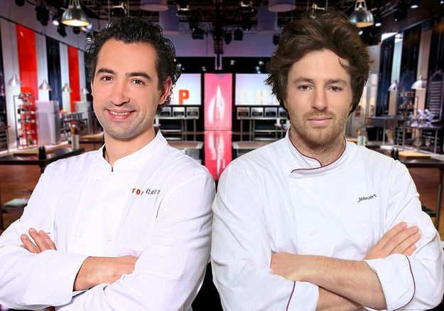 Top Chef : Pierre Augé triomphal face à Jean Imbert