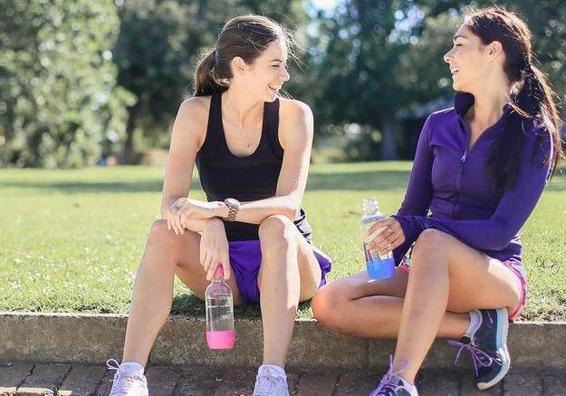 « Workout » de Sodastream, la bulle d'énergie dont les sportifs avaient besoin