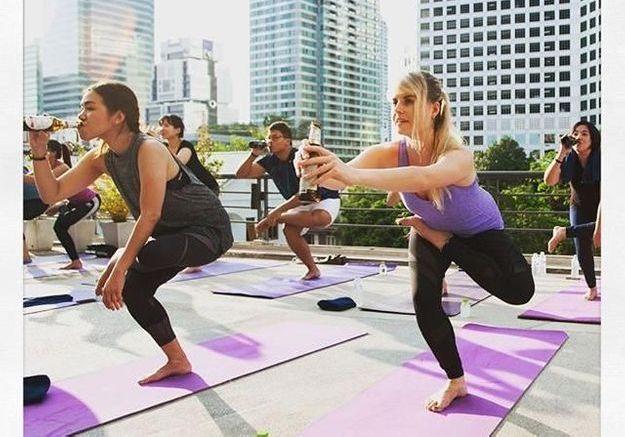 Connaissez-vous le viking yoga ou yoga bière ?