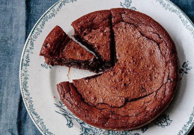 40 gâteaux au chocolat express