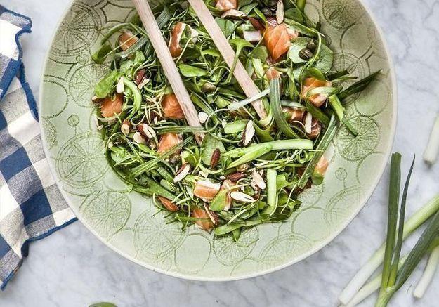 40 recettes vertes pour fêter le printemps