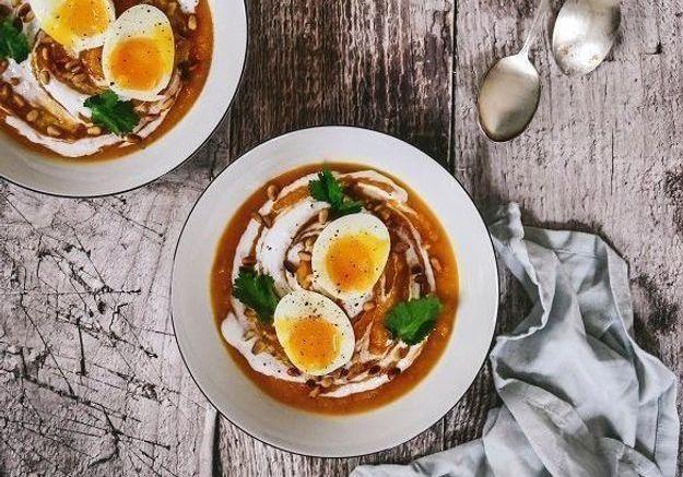 Nos 50 soupes d'automne préférées