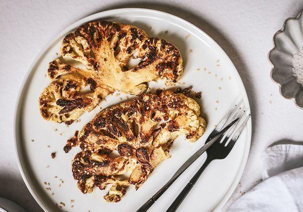 25 recettes de chou-fleur pour arrêter de dire que ce n'est pas bon !