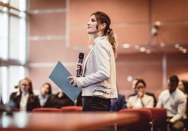 64% des jeunes femmes pensent que l'entreprenariat peut faire évoluer la société
